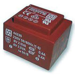 Transformateur d'alimentation linéaire 50/60Hz