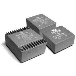 Transformateur d'alimentation linéaire 50/60Hz bas profil