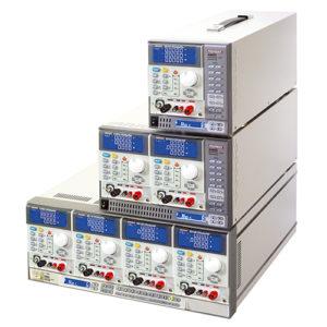 Charges DC modulaires dynamiques 75W à 1.6kW